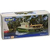 Kibri - Barco de modelismo escala 1:87
