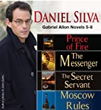 Daniel Silva Gabriel Allon Novels 5-8 (English Edition)