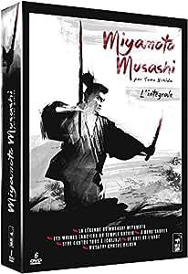 Miyamoto Musashi par Tomu Uchida - L'intégrale