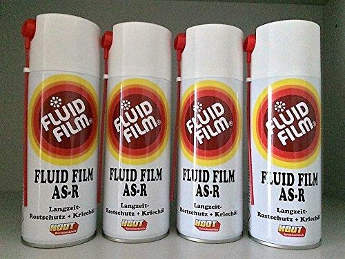 Preisvergleich Produktbild 4 x Fluid Film AS-R 400ml Sprühdose