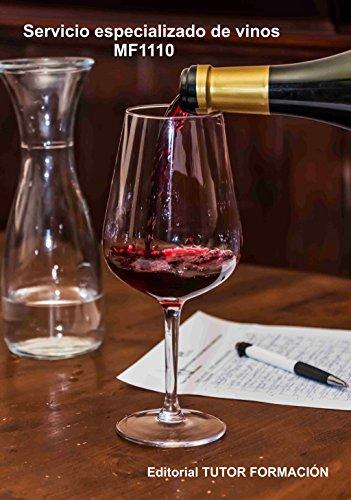 Servicio especializado de vinos. MF1110 por Miguel Ángel Fernández Díaz