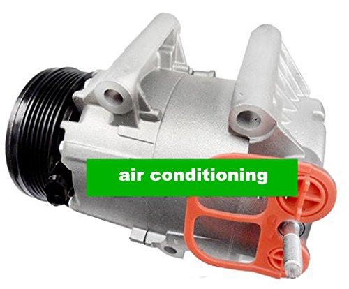 Gowe Automotive Klimaanlage für Auto Buick AC Kompressor mit Kupplung für Auto FIRSTLAND compressr - Mit Ac Kupplung Kompressor