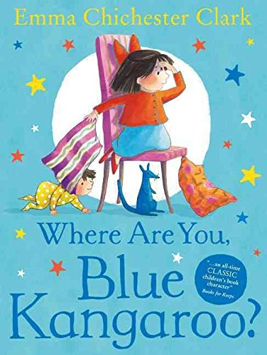 [Where are You, Blue Kangaroo?] (By: Emma Chichester Clark) [published: July, 2001]