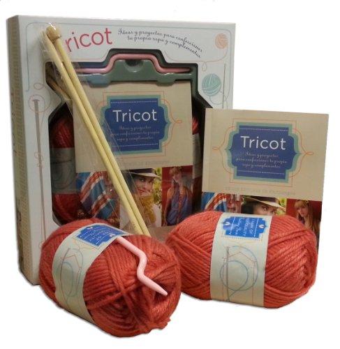 Kit Tricot: Ideas y proyectos para confeccionar tu propia ropa y complementos: 4 (Hobbies)
