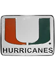 Miami Hurricanes Hitch Cover Class 3 by Siskiyou