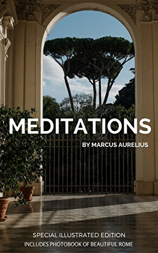meditations-special-illustrated-edition-includes-photobook-of-rome-english-edition