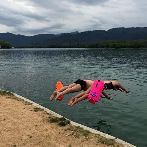 Zoom IMG-1 boa gonfiabile da nuoto sacca