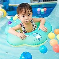 Baby Schwimmsitz, Waitiee Aufblasbare Schwimmring Schwimmhilfe für Baby Mädchen und - Junge, verstellbar aufblasbar Kinder Ring ür Schwimmreifen Baby von 0-18 Monate preisvergleich bei kleinkindspielzeugpreise.eu