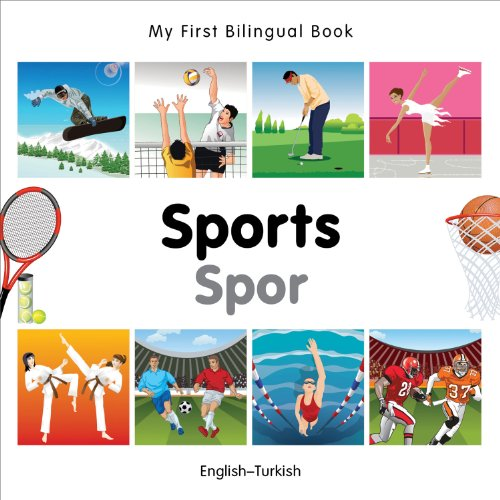 My First Bilingual Book - Sports