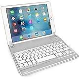Caseflex iPad Air / iPad Air 2 Ultra Dünn Bluetooth Tastatur Mit Magnetischer Halterung & Verstellbarem Haltstand