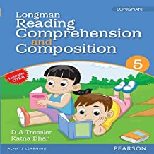 Longman Reading Comprehension and Composition Book for Class 5