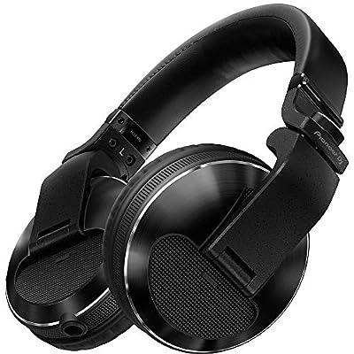 Pioneer hdj-x10Circumaural Headphones Headphones Headband (M, black, 5-40000Hz; 3500MW, 106dB, 32ohm)