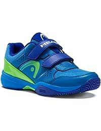 HEAD Unisex Kids' Sprint Velcro Junior 2.0 Tennis Shoes
