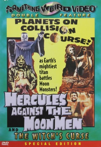 Hercules Against the Moon Men/The Witch's Curse by Kirk Morris