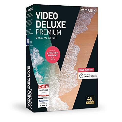 Video deluxe 2020 Premium - Genau mein Film!|Premium|2 Geräte|unbegrenzt|PC|Disc|Disc