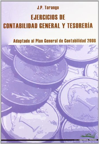 Descargar Libro Ejercicios de contabilidad general y tesoreria de J.P. Tarango