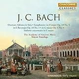 Bach : Symphonie pour 2 Orchestres - Symphonies N° 4 & 6 - Sinfonia Concertante...
