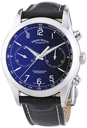 armand-nicolet-mens-automatic-watch-with-black-dial-analogue-display-and-black-leather-strap-9744a-n