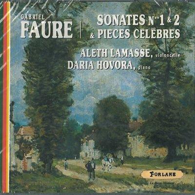 Elegia op 24 (1880) cello e piano Sonata per cello e piano n.1 op 109 in re Sonata per cello e piano n.2 op 117 in sol (1921)