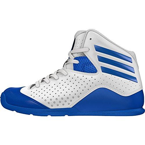 adidas Jungen Nxt Lvl Spd Iv K Basketballschuhe Blanco (Ftwbla / Azul / Ftwbla)