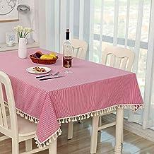 Amazon.fr : Table Jardin Ronde - Rose