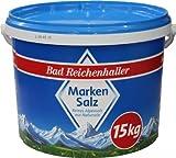 Südsalz Siedespeisesalz 15 kg, 1er Pack (1 x 15 kg) Reichenhaller