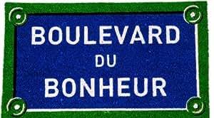 Paillasson Boulevard Du Bonheur By Tango