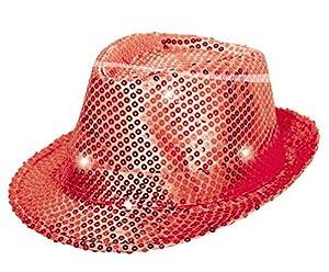 Max Bersinger 816-24-075 gorro, gorra, sombrero y tocado - Gorros, gorras, sombreros y tocados (Adulto, Unisex, Gorro, Rojo, Sombrero fedora)