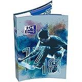 Oxford Deporte Spirit agenda escolar (años 2017–20181día por página 352páginas 12x 18cm), diseño de skate