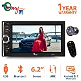 "myTVS TAV-80 6.2"" Car Touch-Screen Multimedia Player FullHD/MP3/MP5/USB Stereo & Mirror Link"