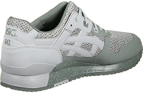 Asics Gel Lyte III NS chaussures agave green/midgrey
