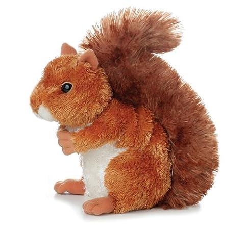 Aurora 7-inch Flopsie Teddy Squirrel