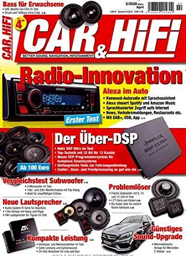 "Car & Hifi 2/2020 ""Radio-Innovation"""