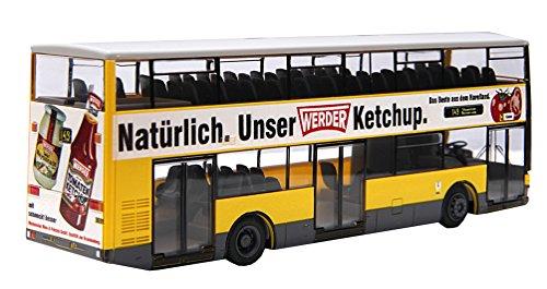 Preisvergleich Produktbild MAN Lion's City DN 95 Rietze Modellbus 90er Jahre Maßstab 1:87 Ketchup