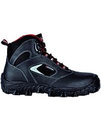 """Zapatos de Seguridad Negros """"Fowy"""" FW320-000.W43, Talla 43,"""
