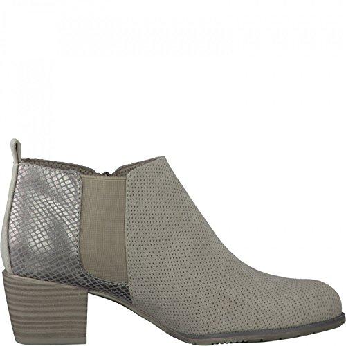JANA Damen Sommer Stiefelette 8-25304-26-200 grau Grau