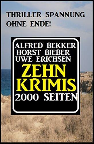 ne Ende! Zehn Krimis - 2000 Seiten ()
