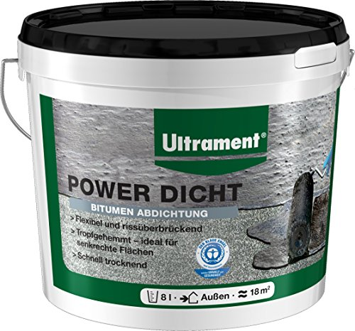 Ultrament Power Dicht, 8l -