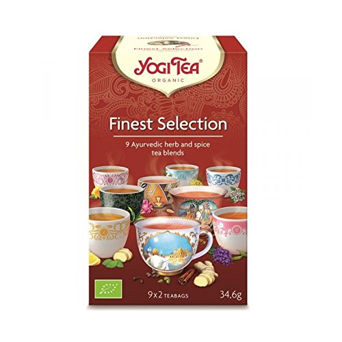 Finest selection bio - 17 infusettes