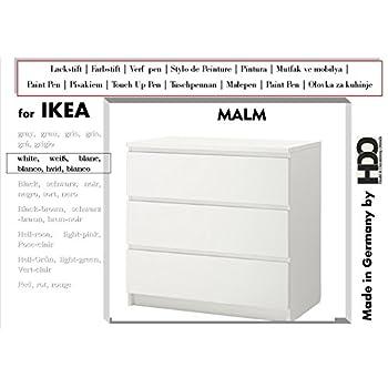 Amazon.de: Farbstift Lackstift Touch-Up-Pen for IKEA Malm white
