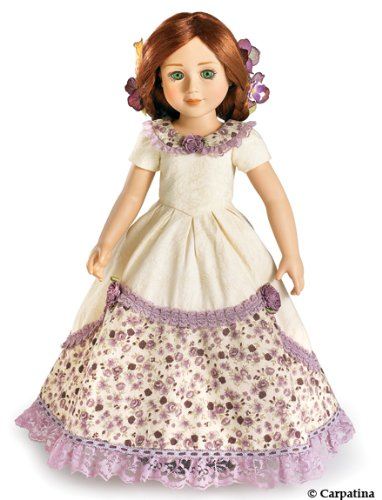Victorian Doll Outfit ~ for 18