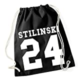 Stilinski Bolsa De Gym Negro Certified Freak