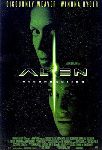 Alien - Die Wiedergeburt [VHS]