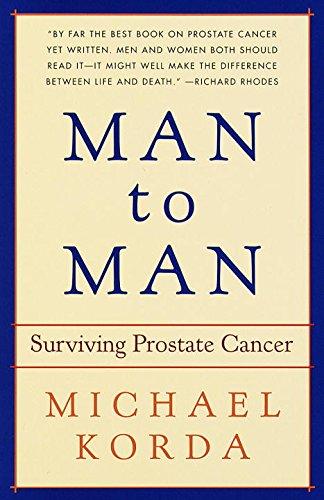 Man to Man: Surviving Prostate Cancer (English Edition)