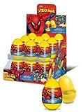 5 x Spiderman Party Surprise Eggs - Loot Bag Fillers by Bon Bon Buddies