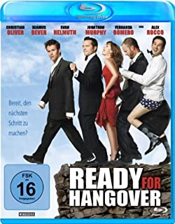 Ready for Hangover [Blu-Ray]
