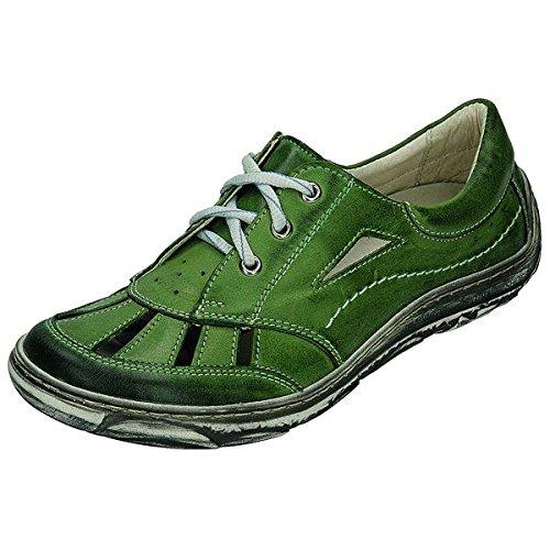 Miccos shoes-pantolette 200630, sandales femme Vert - Vert
