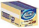 Milky Way Crispy Rolls,  18er Pack (18 x 6 Riegel)