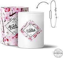My Jolie candle - Bougie-Bijou Fleur de cerisier - Bracelet