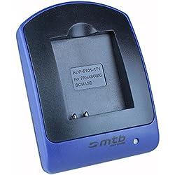 Chargeur USB (sans cable/adapteurs) pour Panasonic DMW-BCM13 / Lumix DMC-FT5, TS5, TZ37, TZ40, TZ60, TZ70, TZ71, ZS30, ZS40.. - v. liste
